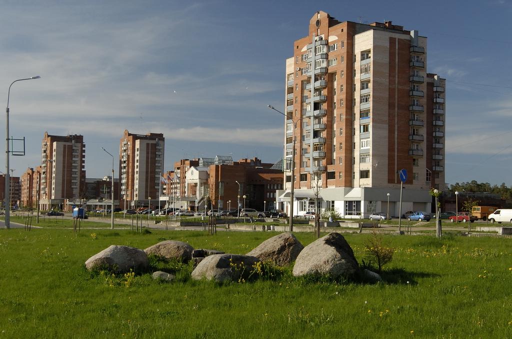 фото города сосновый бор ленинградской области