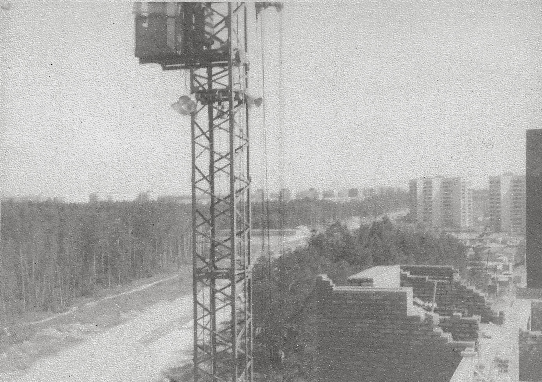 сосновый бор фото строительства архив старые